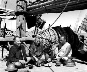 印证工夫茶文化