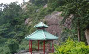 桑浦山风景区