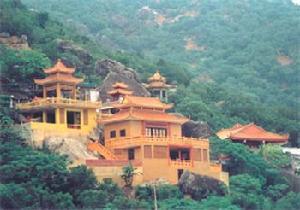 潮阳灵山寺