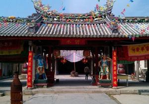 三饶城隍庙